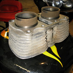 CL 350 Cylinders