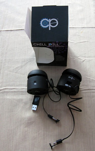 Chill Pill Mobile Audio Speakers