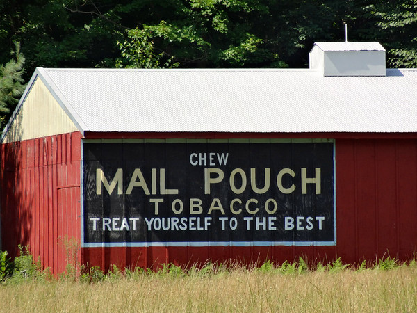 Mail Pouch Barn Sussex New Jersey