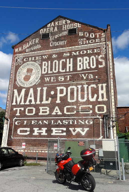 Mail Pouch Tobacco Dover New Jersey