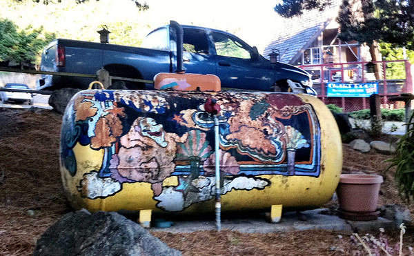 Yellow Submarine Tank