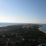 View of the Island to the West - Robert Moses Causeway