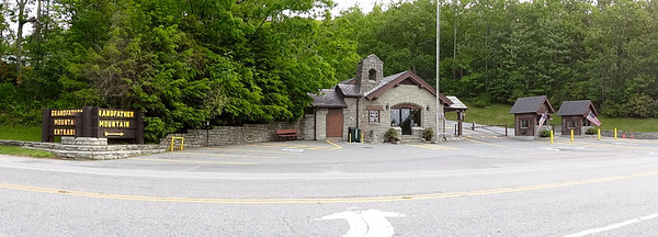 Grandfather Mountain entrance