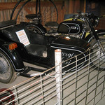 Neval Sidecar - Stugis Taxi - Pioneer Auto Murdo South Dakota