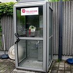 Liechtenstein Phonebooth!