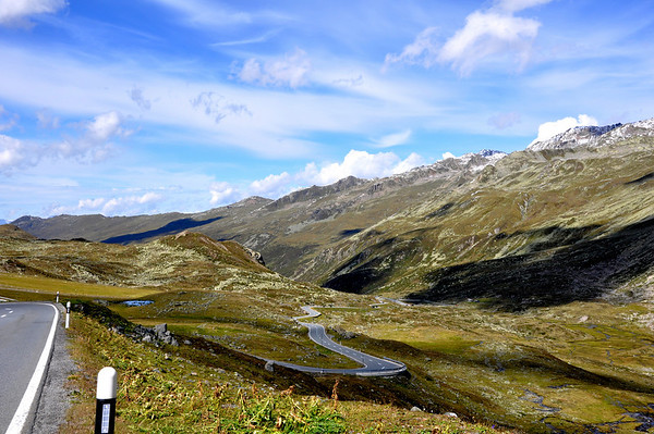 Fluelapass Switzerland