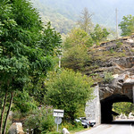 tunnel near vicosoprano