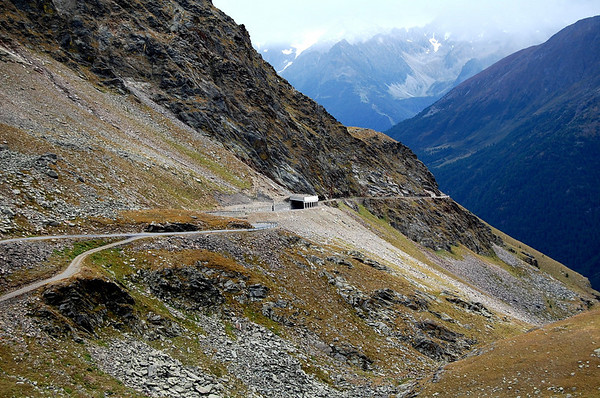 Gavia Pass - Photo by Pimmie