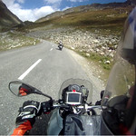 Heading towards Livigno Italy