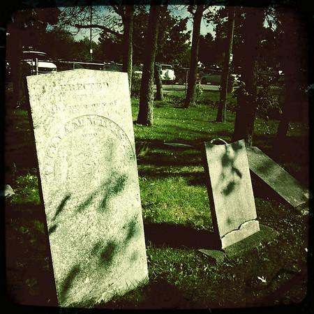 Home Depot Cemetary - Commack NY
