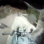 Motorcycling in the Alps