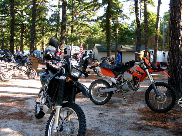 Ride in the Pines Dual Sport Meteor