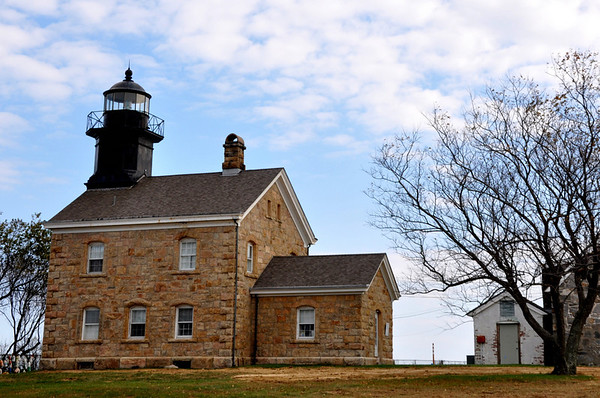 Old Field Point Lighthouse