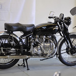 Vincent Rapide Billy Joel 20th Century Cycles