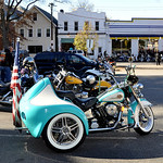 Harley-Davidson Trike Billy Joel 20th Century Cycles