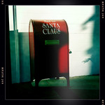 Letters to Santa Mailbox Hipstamatic
