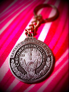 Crotona Midnight Run Medallion