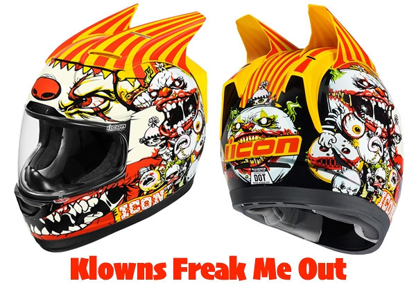Icon Alliance Krazy Klown Helmet