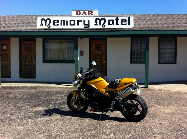 Memory Motel in Montauk NY
