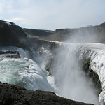 Gullfoss Iceland Fuzzygalore Girlie Motorcycle Blog