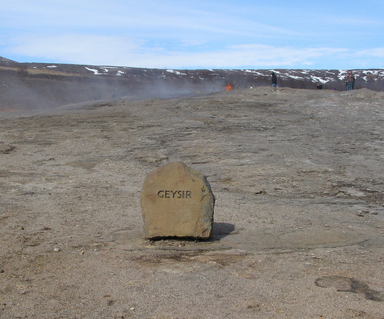 Geysir Iceland - Part of the Golden Circle