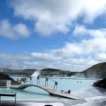 Blue Lagoon Iceland Fuzzygalore Girlie Motorcycle Blog