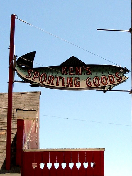 Kens Sporting Goods Bridgeport California