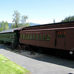 Rail Road Park Resort Dunsmuir California