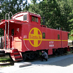 Rail Road Park Resort Caboose Motel Dunsmuir