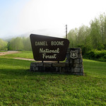 Welcome to the Daniel Boone National Forest - Kentucky
