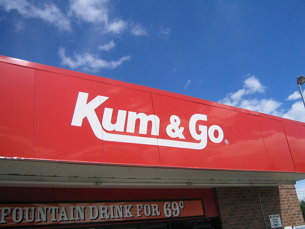 Kum and Go Mart