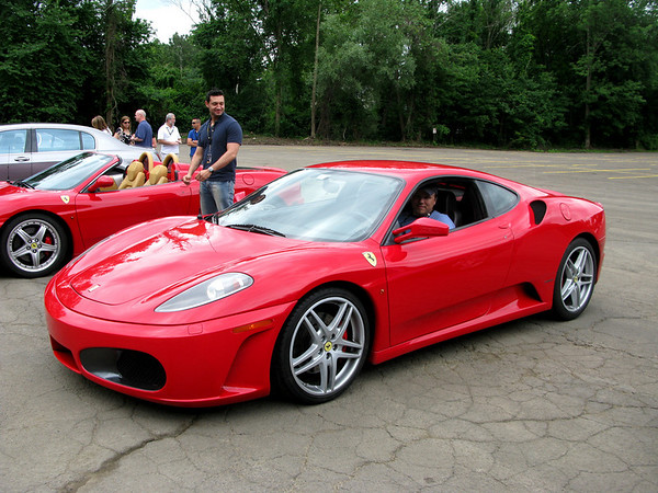 Kenny - Gotham Dream Car Tour - Ferrari F430