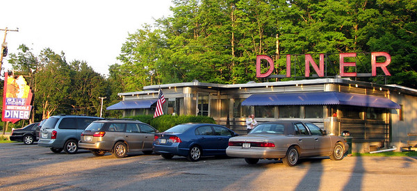The Martindale Chief Diner in Craryville New York