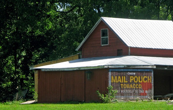 Mail Pouch Tobacco Barn - Walden, Orange County New York