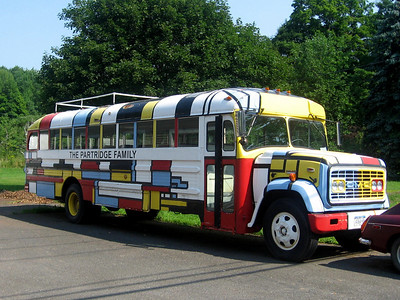 Partridge Family Bus Ashland New York