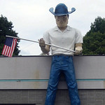Connecticut Muffler Man