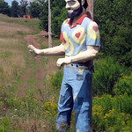 Bethel New York Muffler Man