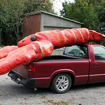 The Lobster Pickup Truck