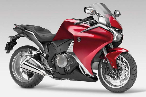 the hideous 2010 Honda VFR 1200