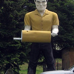 West Virginia Muffler Man