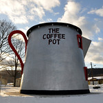 The Bedford Coffee Pot