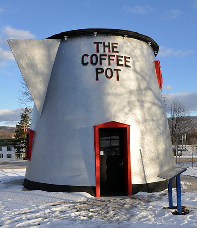 The Coffee Pot - Bedford, Pa.