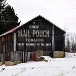Mail Pouch Tabacco Barn - Pennsylvania