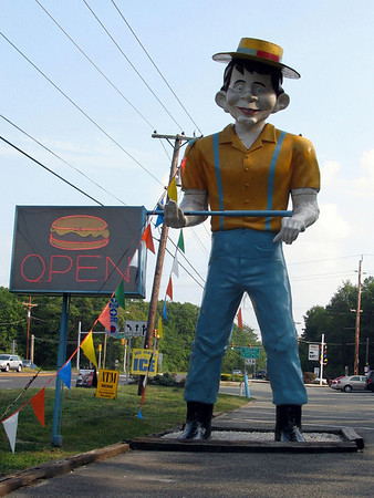 Winslow New Jersey Muffler Man
