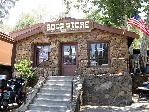 The Rock Store - Cornell California