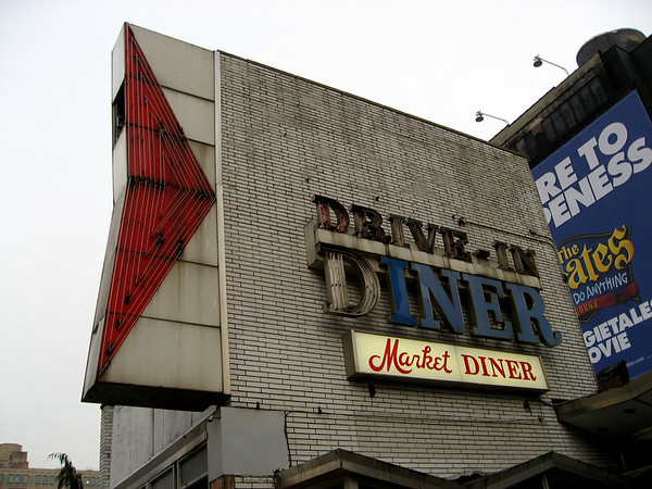 The Market Diner New York City