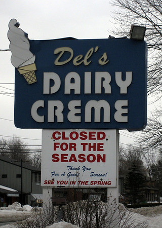 Del's Dairy Creme - Rhinebeck NY