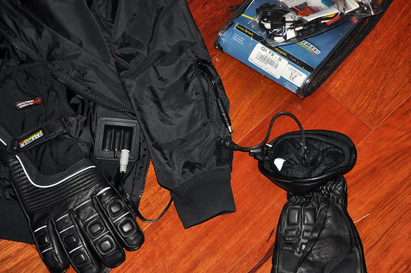 Gerbing Microwire T5 Heated Gloves