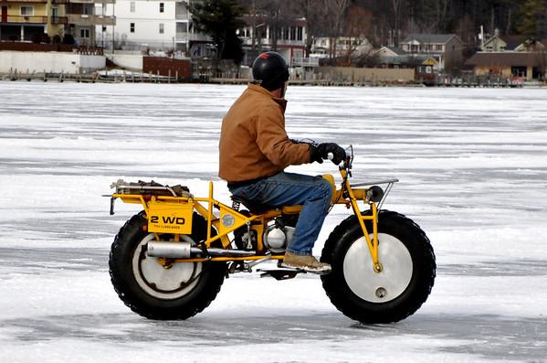 Rokon Trailbreaker 2wd Motorcycle