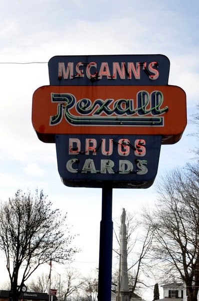 McCann's Rexall Hudson Falls NY